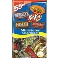 70198 Hershey's Miniature Assortment 55oz